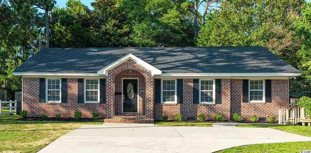 516 33rd Ave. N, Myrtle Beach, SC 29577 (MLS #2014388) :: Garden City Realty, Inc.