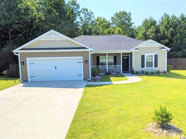 1904 Ronald Phillips Ave., Conway, SC 29527 (MLS #2014396) :: The Lachicotte Company