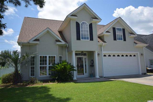376 Foxridge Dr., Myrtle Beach, SC 29588 (MLS #2014402) :: Garden City Realty, Inc.