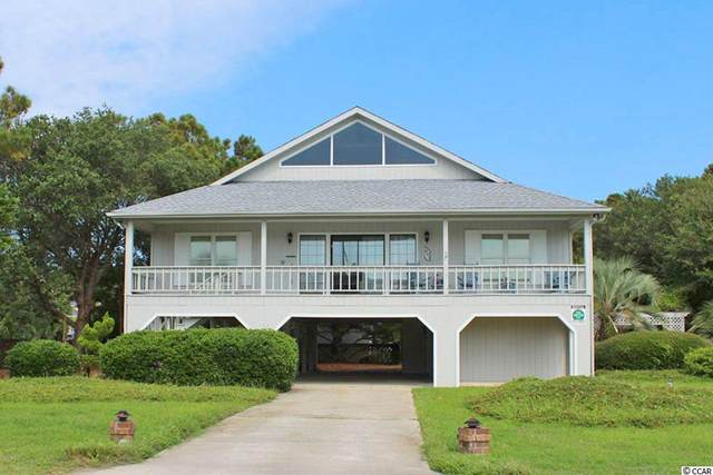 681 Parker Dr., Pawleys Island, SC 29585 (MLS #2014404) :: Garden City Realty, Inc.