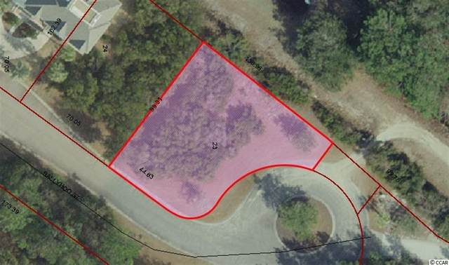 Lot 23 Ballyhoo St., Georgetown, SC 29440 (MLS #2014425) :: James W. Smith Real Estate Co.
