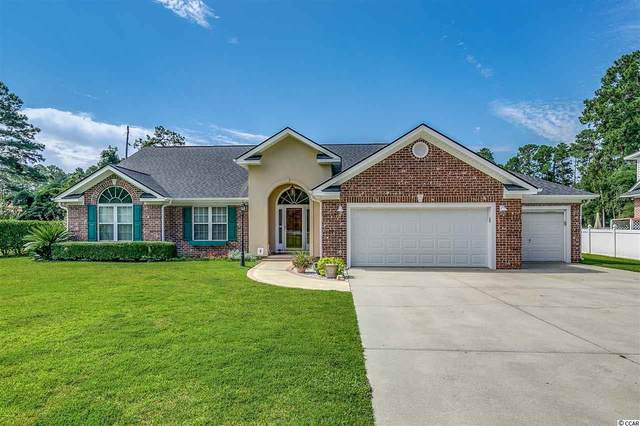 130 University Dr., Conway, SC 29526 (MLS #2014443) :: The Lachicotte Company