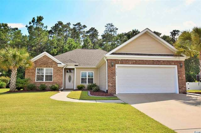4134 Edenborough Dr., Myrtle Beach, SC 29588 (MLS #2014448) :: The Lachicotte Company