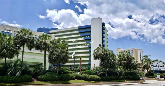 1105 S Ocean Blvd. #540, Myrtle Beach, SC 29577 (MLS #2014456) :: Coastal Tides Realty