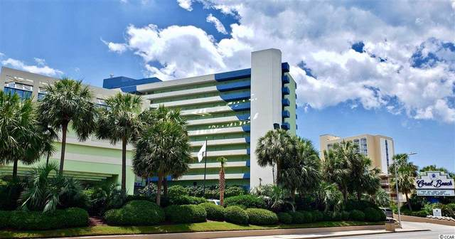 1105 S Ocean Blvd. #914, Myrtle Beach, SC 29577 (MLS #2014457) :: Coastal Tides Realty