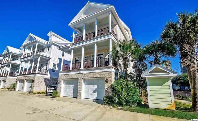 300 Shuffleboard Ct., Myrtle Beach, SC 29572 (MLS #2014542) :: The Litchfield Company
