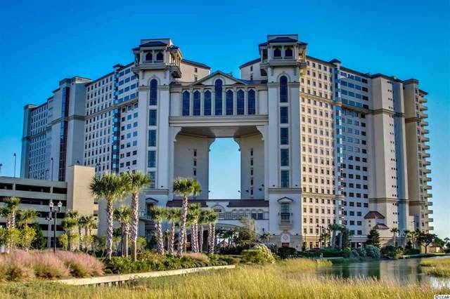 100 North Beach Blvd. #319, North Myrtle Beach, SC 29582 (MLS #2014560) :: Jerry Pinkas Real Estate Experts, Inc
