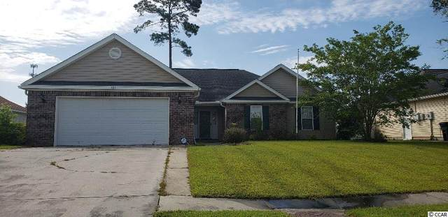 121 Black Bear Rd., Myrtle Beach, SC 29588 (MLS #2014566) :: Welcome Home Realty