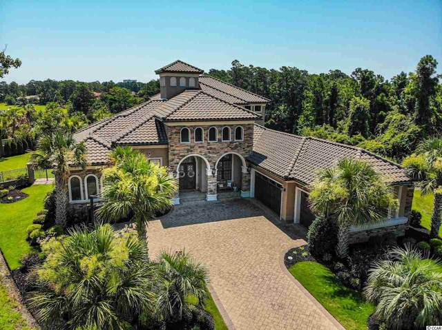 1775 Serena Dr., Myrtle Beach, SC 29579 (MLS #2014574) :: Grand Strand Homes & Land Realty
