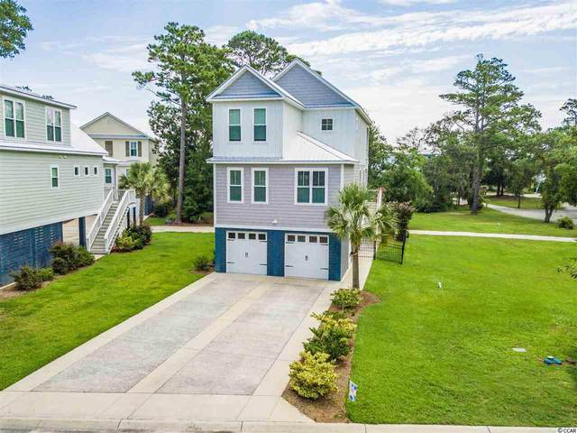 71 Half Shell Ct., Pawleys Island, SC 29585 (MLS #2014588) :: The Lachicotte Company