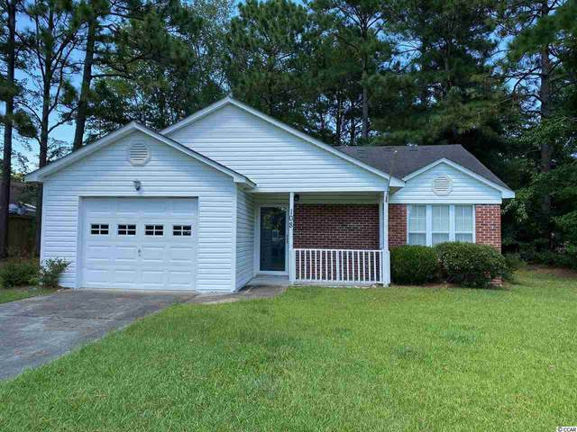 108 Sunnehanna Dr., Myrtle Beach, SC 29588 (MLS #2014589) :: The Trembley Group | Keller Williams
