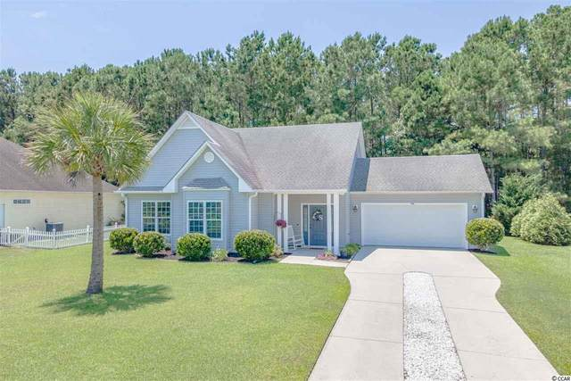 146 Woodlyn Ave., Little River, SC 29566 (MLS #2014591) :: The Lachicotte Company