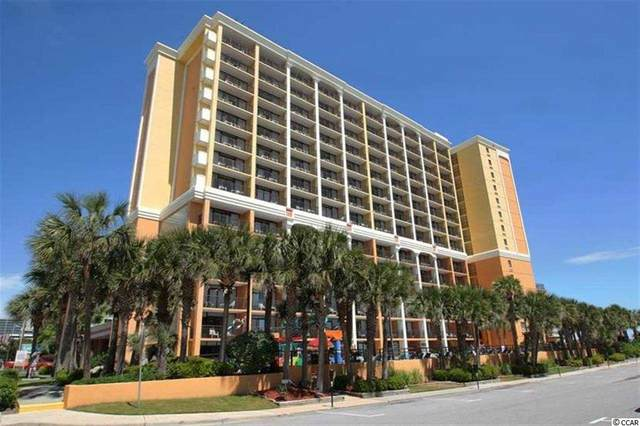 6900 N Ocean Blvd. #409, Myrtle Beach, SC 29572 (MLS #2014612) :: The Hoffman Group