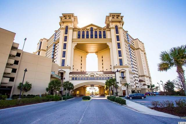 100 North Beach Blvd. #809, North Myrtle Beach, SC 29582 (MLS #2014632) :: Sloan Realty Group