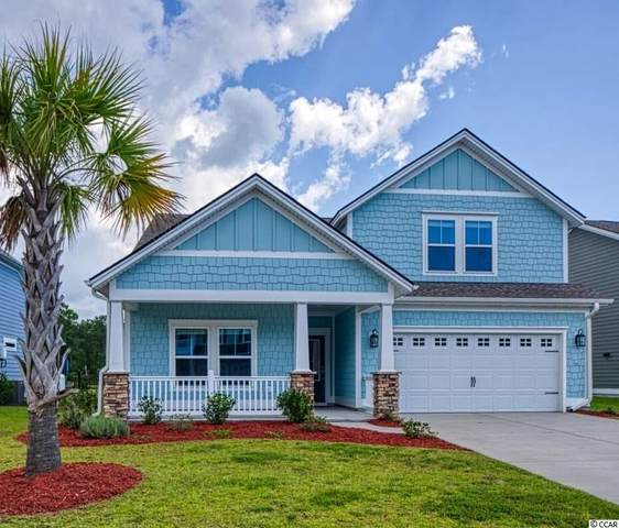 223 Southgate Ct., Pawleys Island, SC 29585 (MLS #2014640) :: The Lachicotte Company