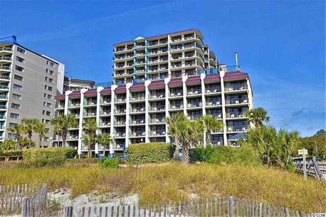 201 77th Ave. N #1124, Myrtle Beach, SC 29572 (MLS #2014647) :: The Trembley Group | Keller Williams
