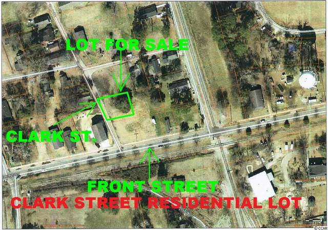106 N Clark St., Mullins, SC 29574 (MLS #2014671) :: The Litchfield Company