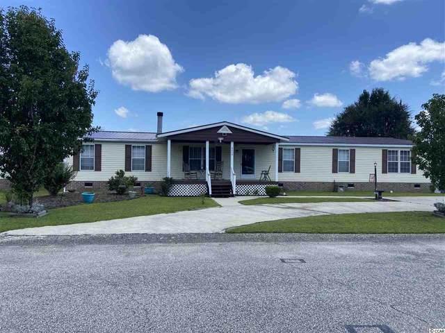 8613 Bragg Dr., Myrtle Beach, SC 29588 (MLS #2014675) :: James W. Smith Real Estate Co.