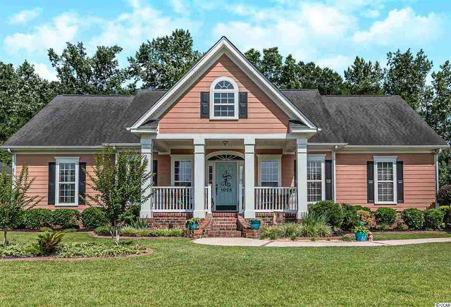 1025 Dublin Dr., Conway, SC 29526 (MLS #2014716) :: Grand Strand Homes & Land Realty