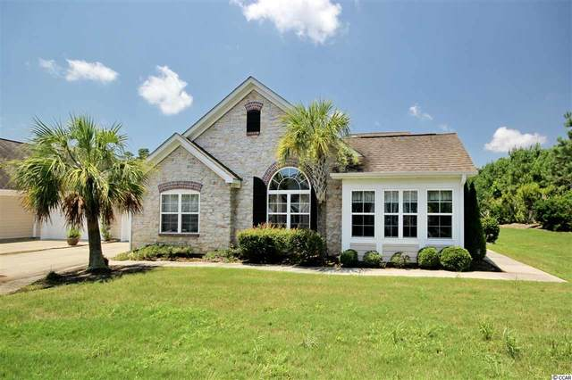 136 Stonegate Blvd. #136, Murrells Inlet, SC 29576 (MLS #2014734) :: Coldwell Banker Sea Coast Advantage