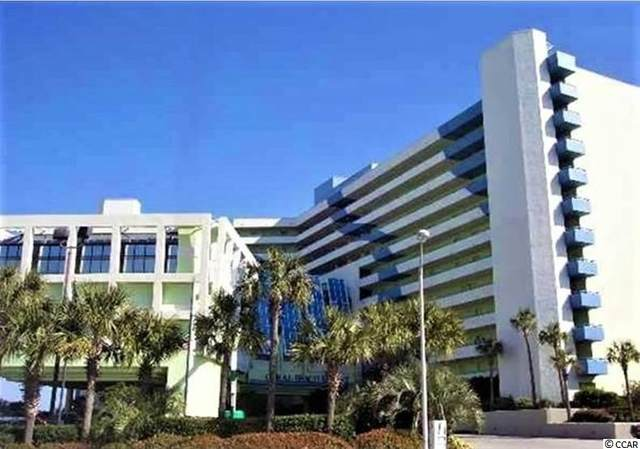 1105 S Ocean Blvd. #334, Myrtle Beach, SC 29577 (MLS #2014794) :: Coastal Tides Realty