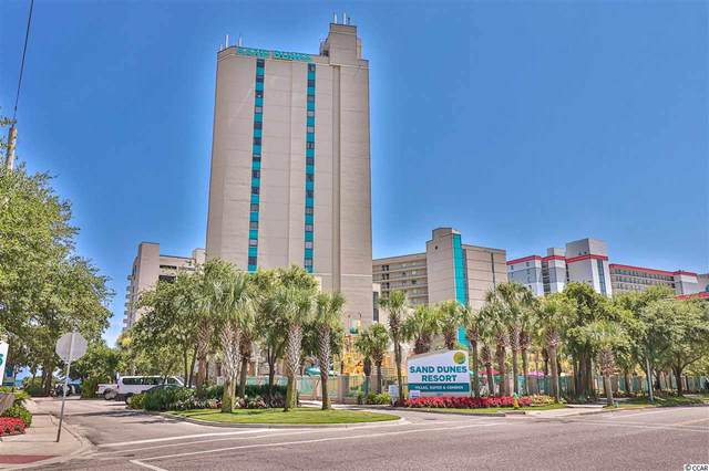 201 74th Ave. N #1804, Myrtle Beach, SC 29572 (MLS #2014802) :: The Greg Sisson Team with RE/MAX First Choice