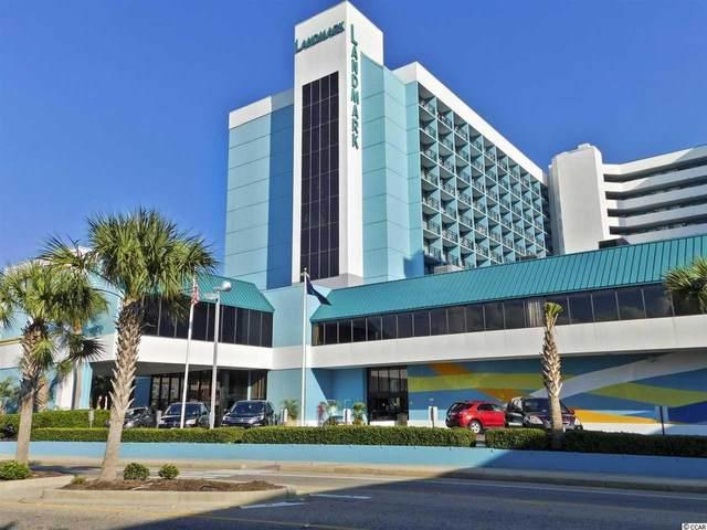 1501 S Ocean Blvd. #520, Myrtle Beach, SC 29577 (MLS #2014805) :: Jerry Pinkas Real Estate Experts, Inc