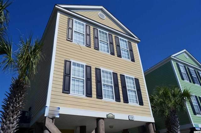 150 Cypress Ave., Garden City Beach, SC 29576 (MLS #2014813) :: Hawkeye Realty