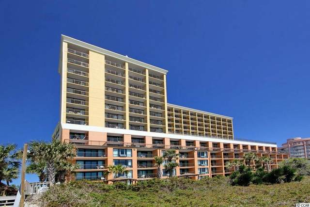 6900 N Ocean Blvd. #1039, Myrtle Beach, SC 29572 (MLS #2014821) :: The Hoffman Group