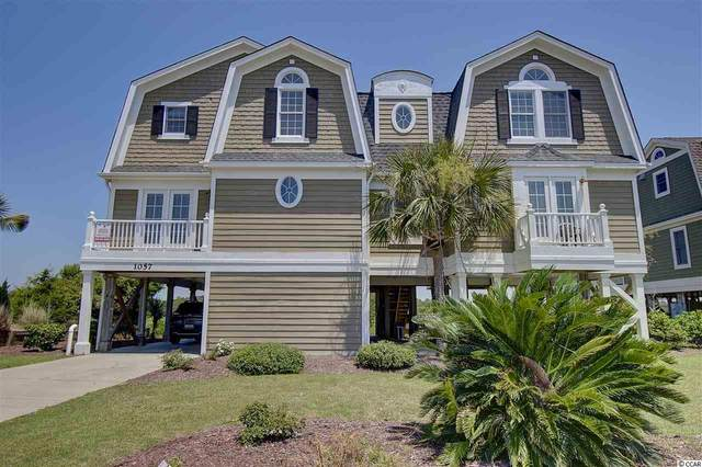 1057 Tide Ridge Dr., Holden Beach, NC 28462 (MLS #2014853) :: The Greg Sisson Team with RE/MAX First Choice