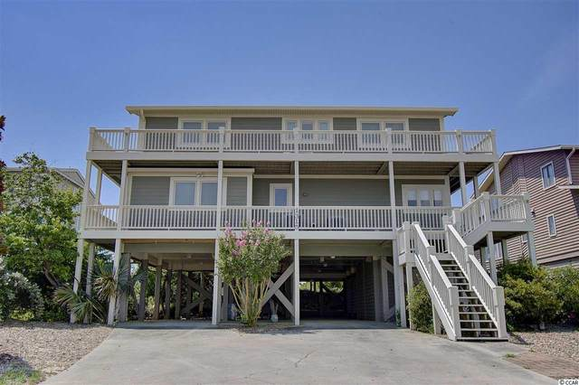 1315 W Ocean Blvd., Holden Beach, NC 28462 (MLS #2014858) :: The Lachicotte Company
