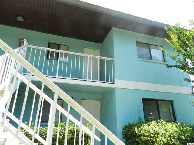 1301 Pridgen Rd. #1208, Myrtle Beach, SC 29577 (MLS #2014884) :: Garden City Realty, Inc.