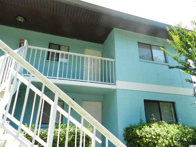 1301 Pridgen Rd. #1208, Myrtle Beach, SC 29577 (MLS #2014884) :: James W. Smith Real Estate Co.