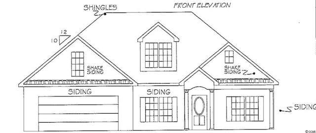 944 Red Bluff Rd., Loris, SC 29569 (MLS #2014891) :: Armand R Roux | Real Estate Buy The Coast LLC