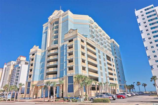 2501 S Ocean Blvd. #711, Myrtle Beach, SC 29577 (MLS #2014904) :: Sloan Realty Group