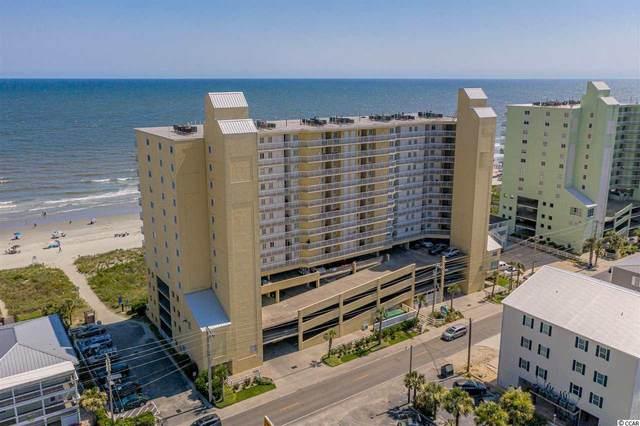 5404 N Ocean Blvd. 10D, North Myrtle Beach, SC 29582 (MLS #2014910) :: The Hoffman Group