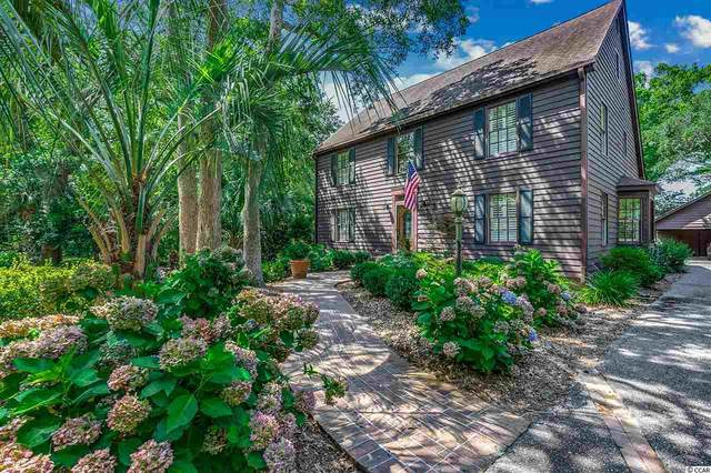 415 13th Ave. N, Surfside Beach, SC 29575 (MLS #2014920) :: The Lachicotte Company