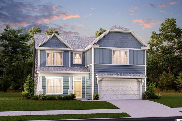 851 Gammon Dr., Myrtle Beach, SC 29579 (MLS #2015010) :: James W. Smith Real Estate Co.