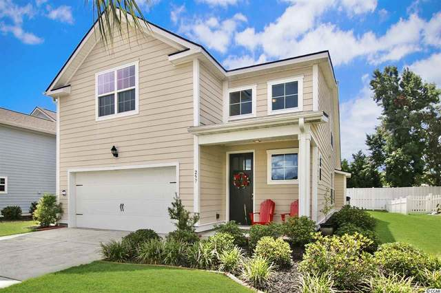 257 Coral Beach Circle, Myrtle Beach, SC 29575 (MLS #2015037) :: James W. Smith Real Estate Co.