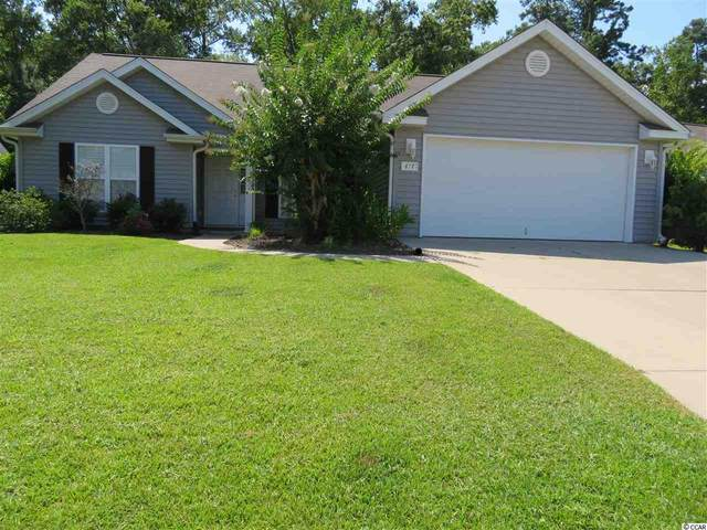 477 Westham Dr., Murrells Inlet, SC 29576 (MLS #2015053) :: The Greg Sisson Team with RE/MAX First Choice