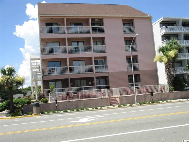 2710 S Ocean Blvd. 307 A, Myrtle Beach, SC 29577 (MLS #2015055) :: Dunes Realty Sales