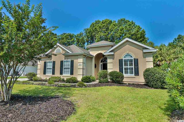 245 Carriage Lake Dr., Little River, SC 29566 (MLS #2015056) :: Hawkeye Realty