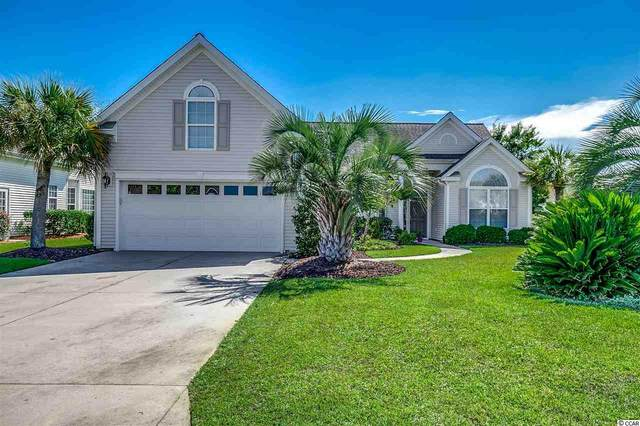 706 Woodcrest Way, Murrells Inlet, SC 29576 (MLS #2015080) :: Coastal Tides Realty