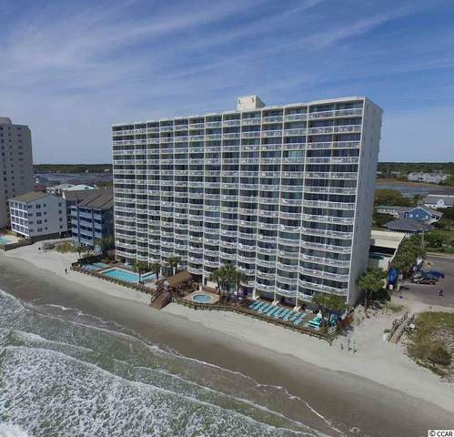 1012 N Waccamaw Dr. #1001, Garden City Beach, SC 29576 (MLS #2015096) :: The Trembley Group | Keller Williams
