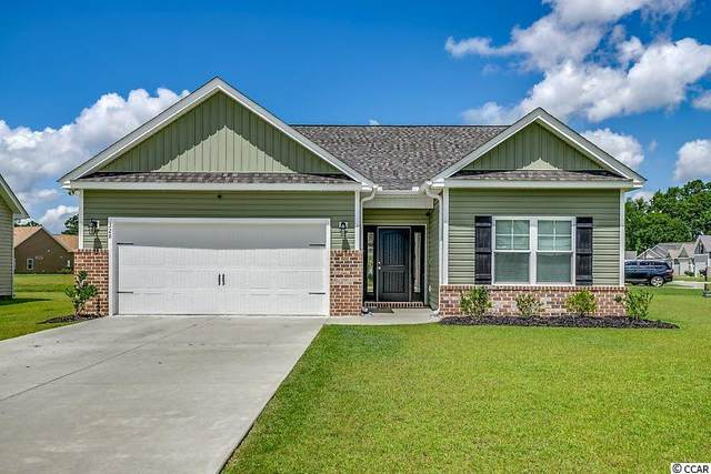 328 Cabo Loop, Myrtle Beach, SC 29588 (MLS #2015121) :: Hawkeye Realty