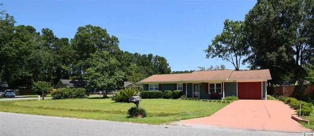 515 Creekwood Circle, Myrtle Beach, SC 29588 (MLS #2015134) :: Coastal Tides Realty