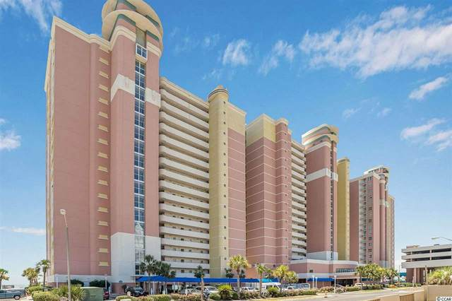 2801 S Ocean Blvd. #1236, North Myrtle Beach, SC 29582 (MLS #2015155) :: Coastal Tides Realty