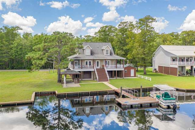 484 River Front N, Conway, SC 29527 (MLS #2015166) :: Garden City Realty, Inc.