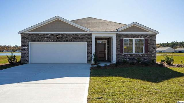 136 Legends Village Loop, Myrtle Beach, SC 29579 (MLS #2015170) :: James W. Smith Real Estate Co.