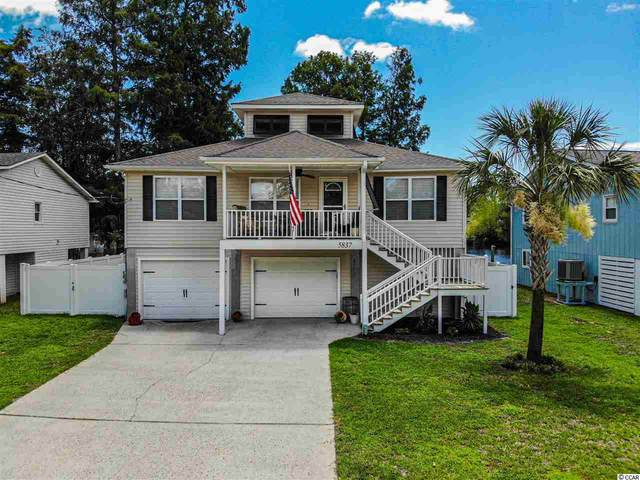 5837 Rosewood Dr., Myrtle Beach, SC 29588 (MLS #2015183) :: Grand Strand Homes & Land Realty